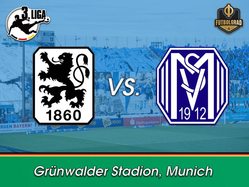 1860 Munich host Meppen in what promises to be a tight encounter