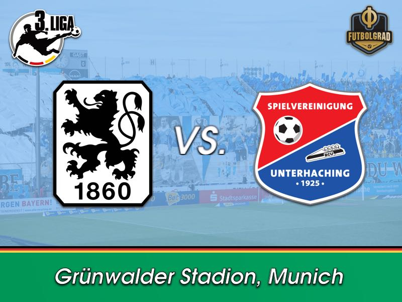 1860 Munich on the up as they host Haching in the S-Bahn Derby