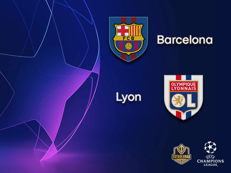 Barca want to see off dangerous Olympique Lyon