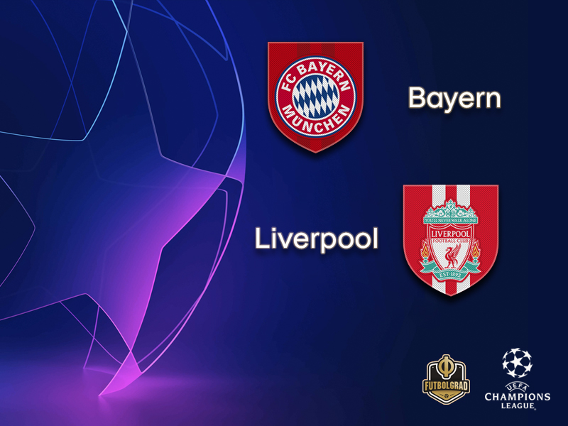 Bayern face Liverpool in season defining fixture