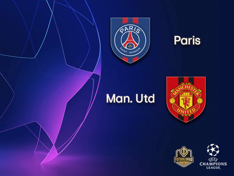 PSG look to avoid repeating history against Manchester United
