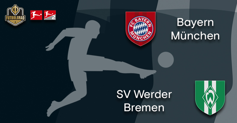 Against Werder, Bayern Munich look to get Bundesliga campaign back on track