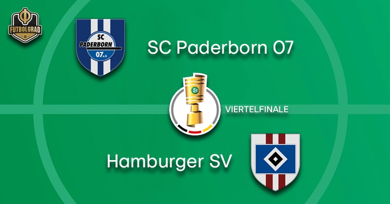 Paderborn host fallen-giants Hamburg in the DFB Pokal