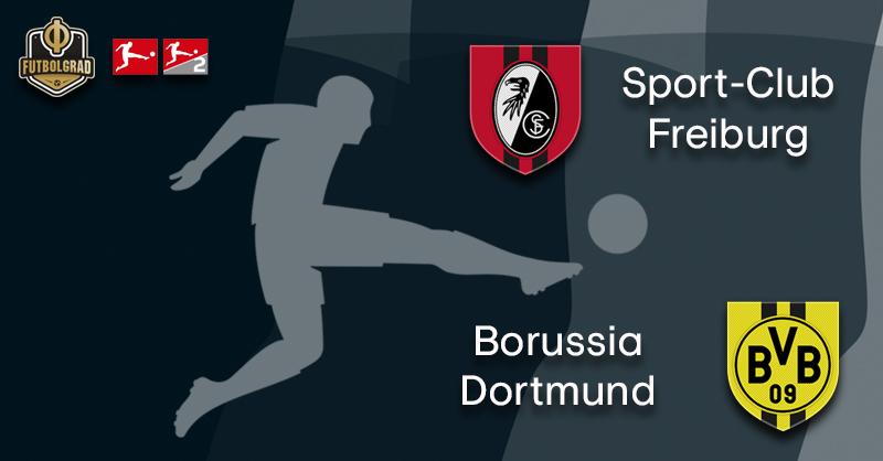 Freiburg host bogey team Borussia Dortmund