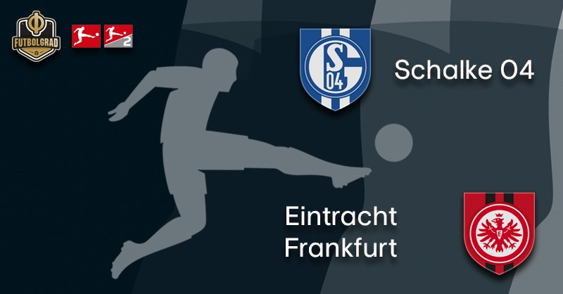 In crisis Schalke face mission impossible against Eintracht Frankfurt