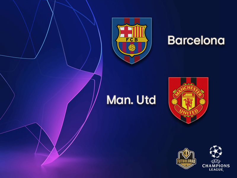 Faint hope for Manchester United in Barcelona