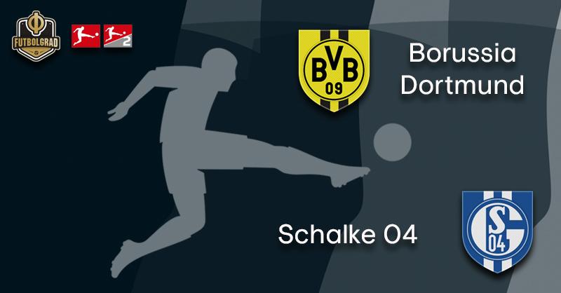 The 175th Revierderby – Borussia Dortmund host Schalke
