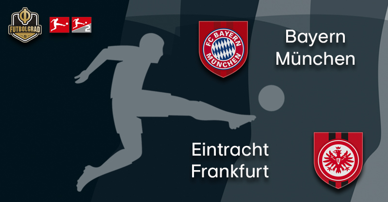 Bayern want to wrap up the title against Eintracht Frankfurt