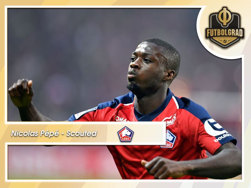 Nicolas Pépé – What is next for Lille's star?