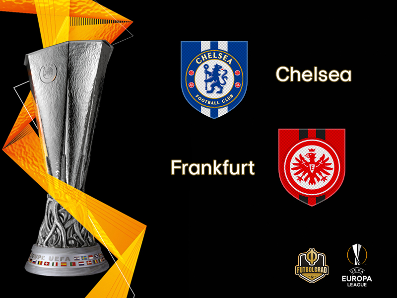 Still all to play for as Chelsea host Eintracht Frankfurt