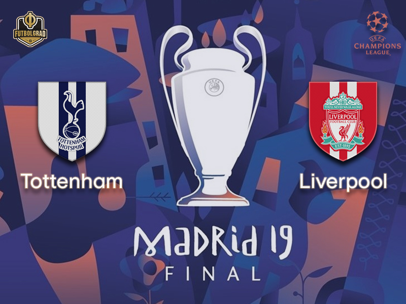 Liverpool are looking for redemption, Tottenham for glory