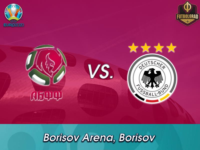 Belarus host favourites Germany in Borisov