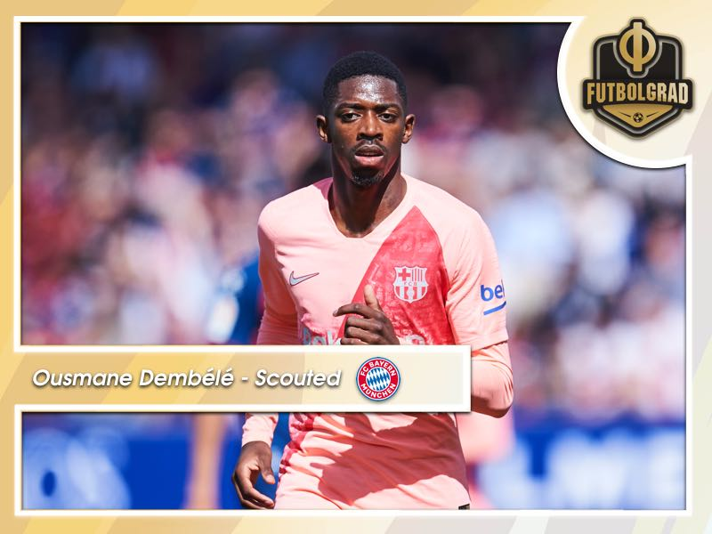 Ousmane Dembélé – Bayern's Plan B in the Spotlight