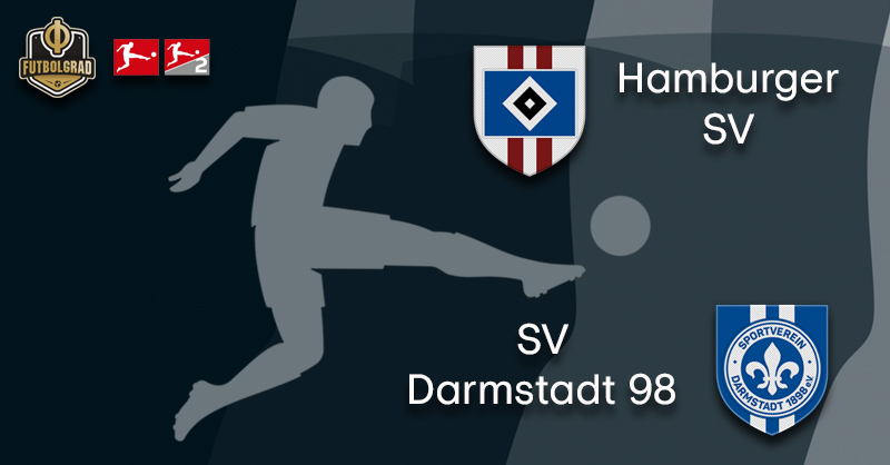 Hamburg host Darmstadt to kick off year 2 in Bundesliga 2