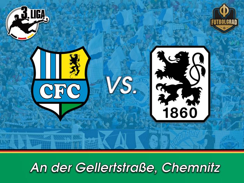 Chemnitz and 1860 Munich look to overcome bad start to the season