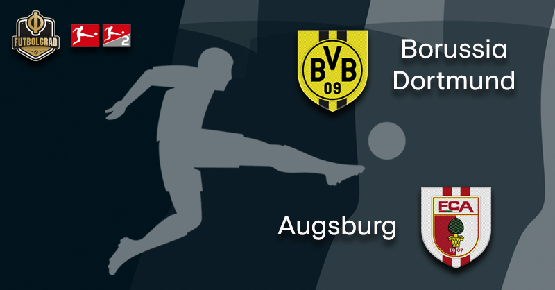 Borussia Dortmund kick off title challenge against Augsburg