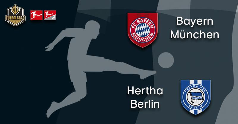 Bayern Munich and Hertha open 57th Bundesliga season