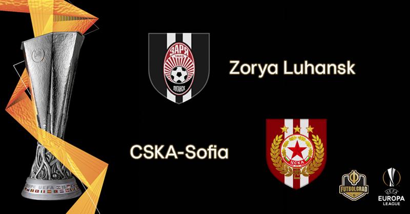 Zorya vs CSKA Sofia – Europa League – Preview