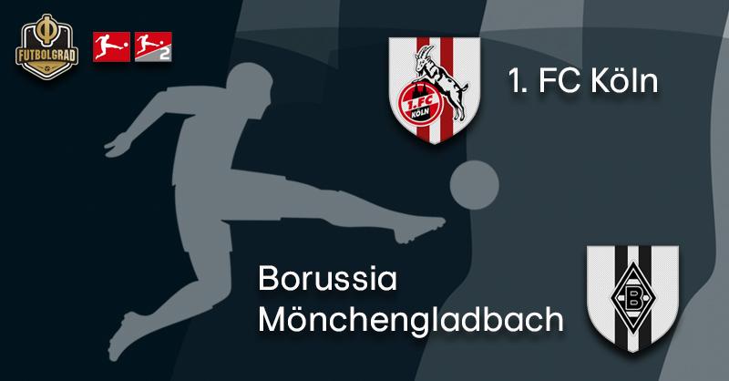 Köln and Borussia Mönchengladbach renew rivalry