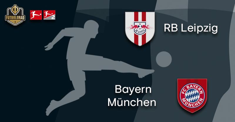 League leaders RB Leipzig host Bundesliga giants Bayern Munich