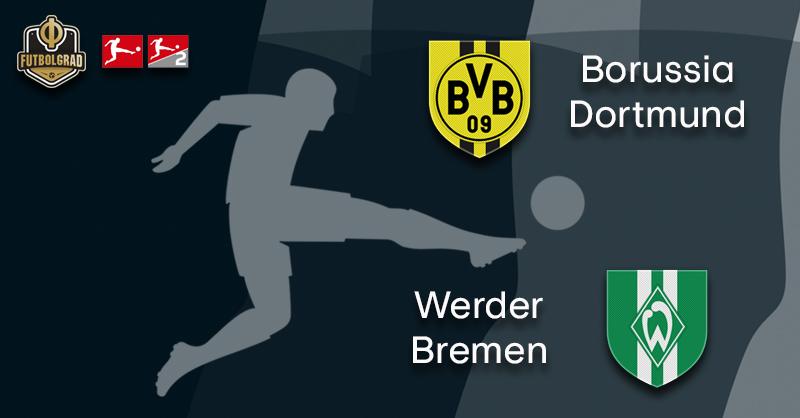 """Dortmund return to """"home comforts"""" against Werder Bremen"""