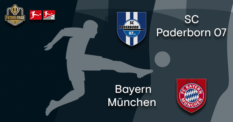 Newly promoted Paderborn host giants Bayern Munich