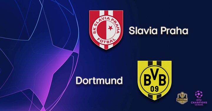 Borussia Dortmund look to gain confidence when they visit Slavia Praha