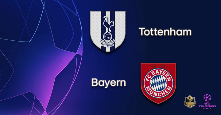 Tottenham face tough challenge in Bayern Munich