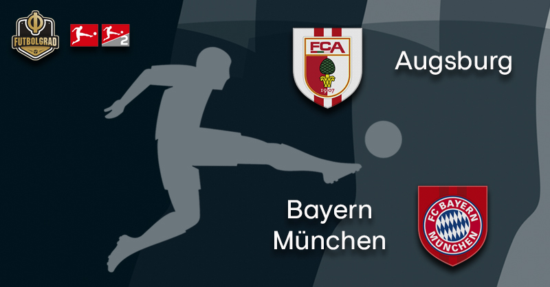 Augsburg face Bayern Munich in the Bavarian Derby