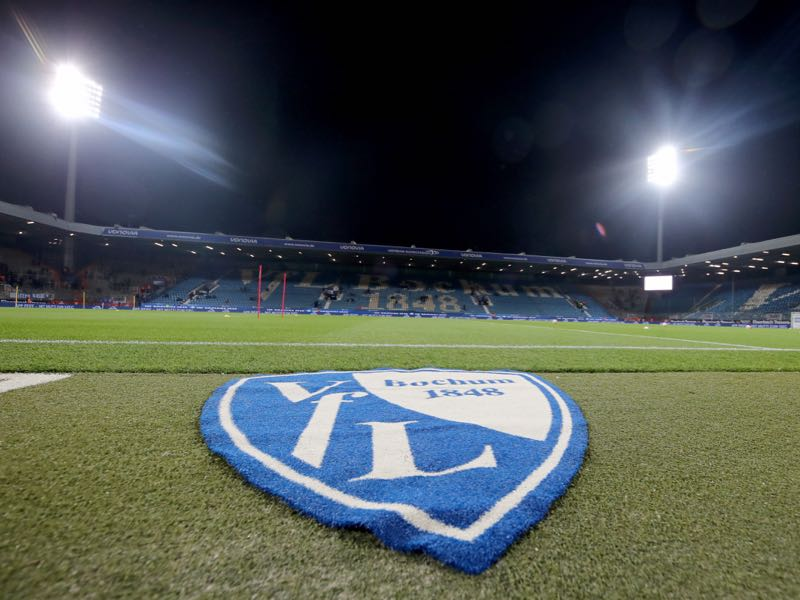 Bochum vs Bayern Munich will take place at the Ruhrstadion in Bochum (Photo by Christof Koepsel/Bongarts/Getty Images)