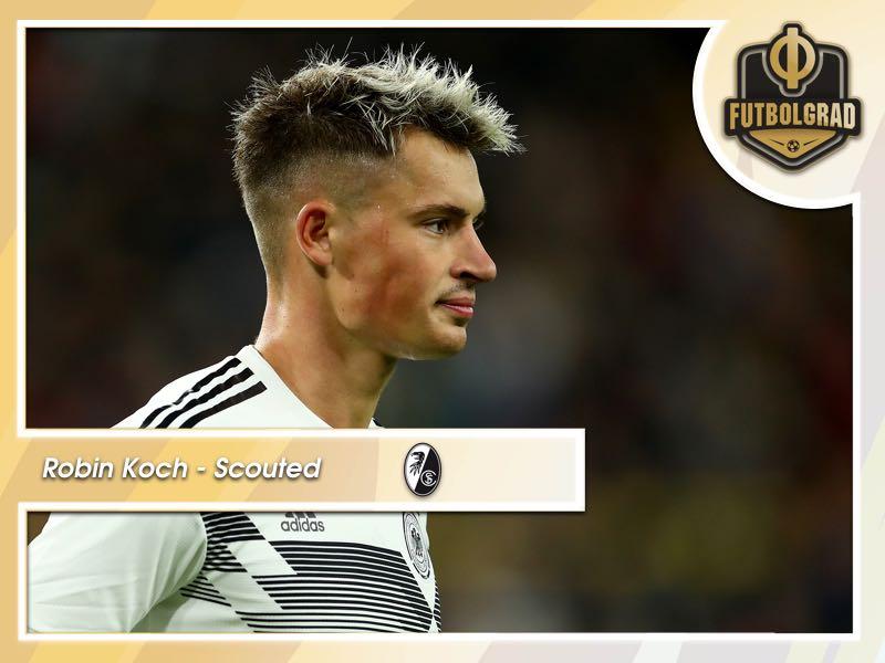 Robin Koch: Meet Freiburg's Latest National Team Player