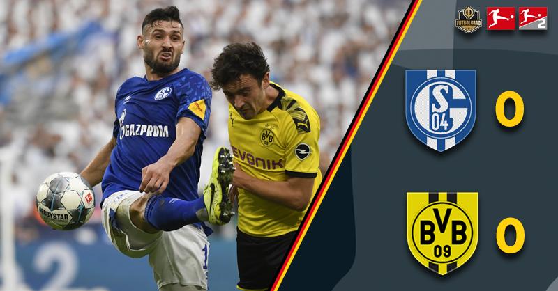 Stalemate in Gelsenkirchen – Salif Sané and Jonjoe Kenny shine as Schalke and Dortmund draw