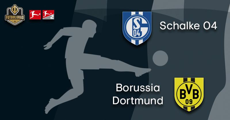 Schalke sense opportunity against under pressure Borussia Dortmund