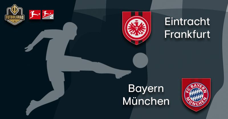 Kovač under pressure, Bayern Munich visit Eintracht Frankfurt