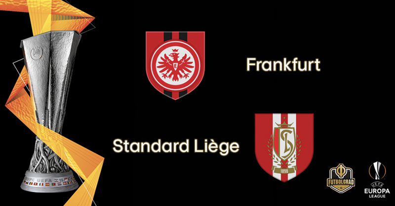 Eintracht Frankfurt continue tough schedule against Standard Liège