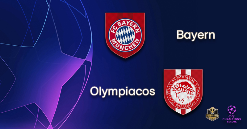 Hansi Flick looking for commitment when Bayern host Olympiacos