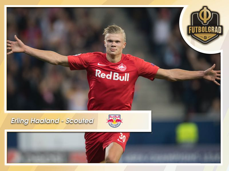 Erling Haaland – What is next for Red Bull Salzburg's striker?