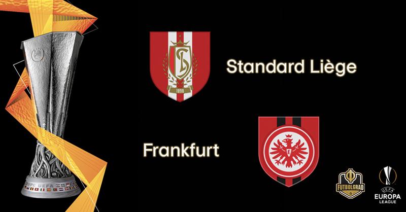 Eintracht Frankfurt want to confirm Bayern result against Standard Liège