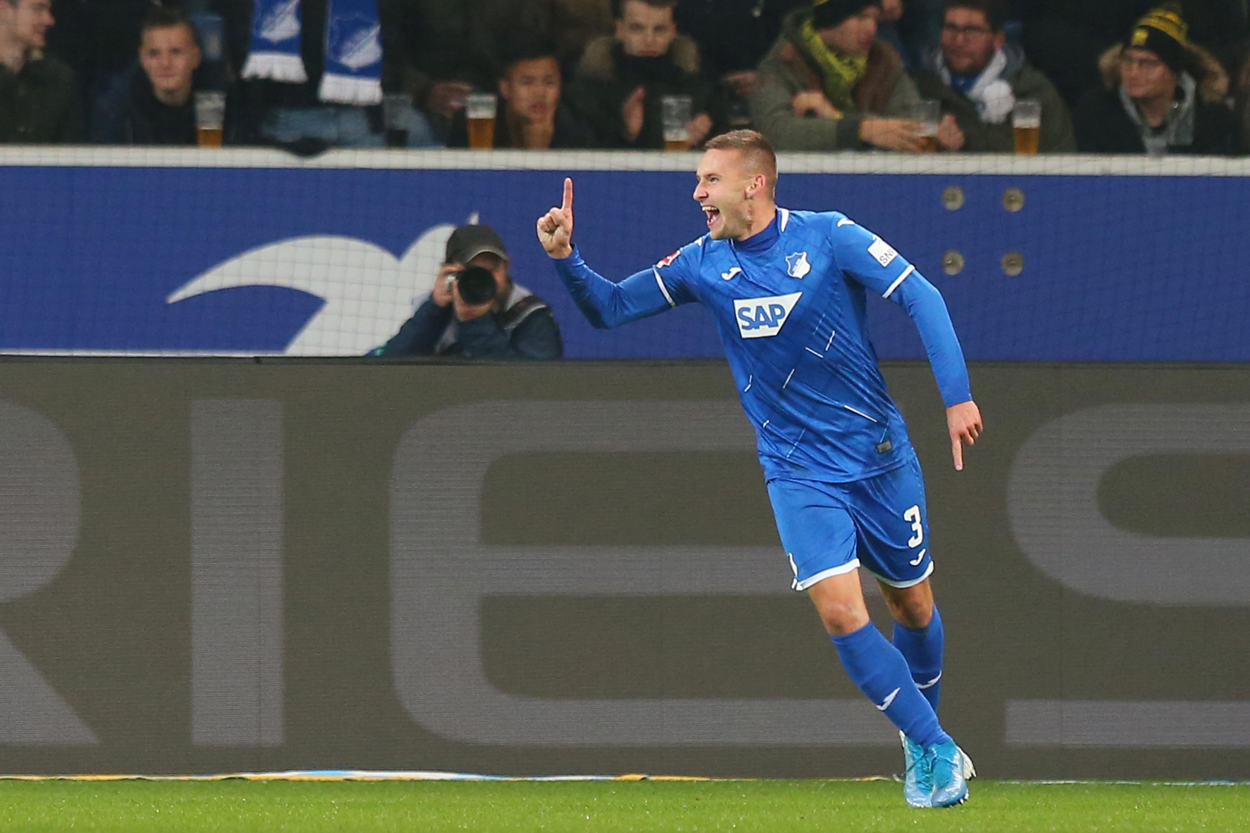 Pavel Kaderabek - Hoffenheim vs Paderborn