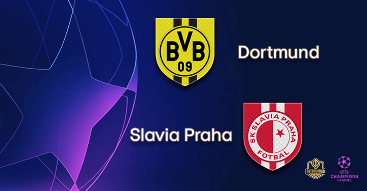 Borussia Dortmund have to beat Slavia and hope for the best