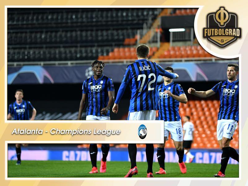 Atalanta beats Valencia 4-3, continuing the impressive run