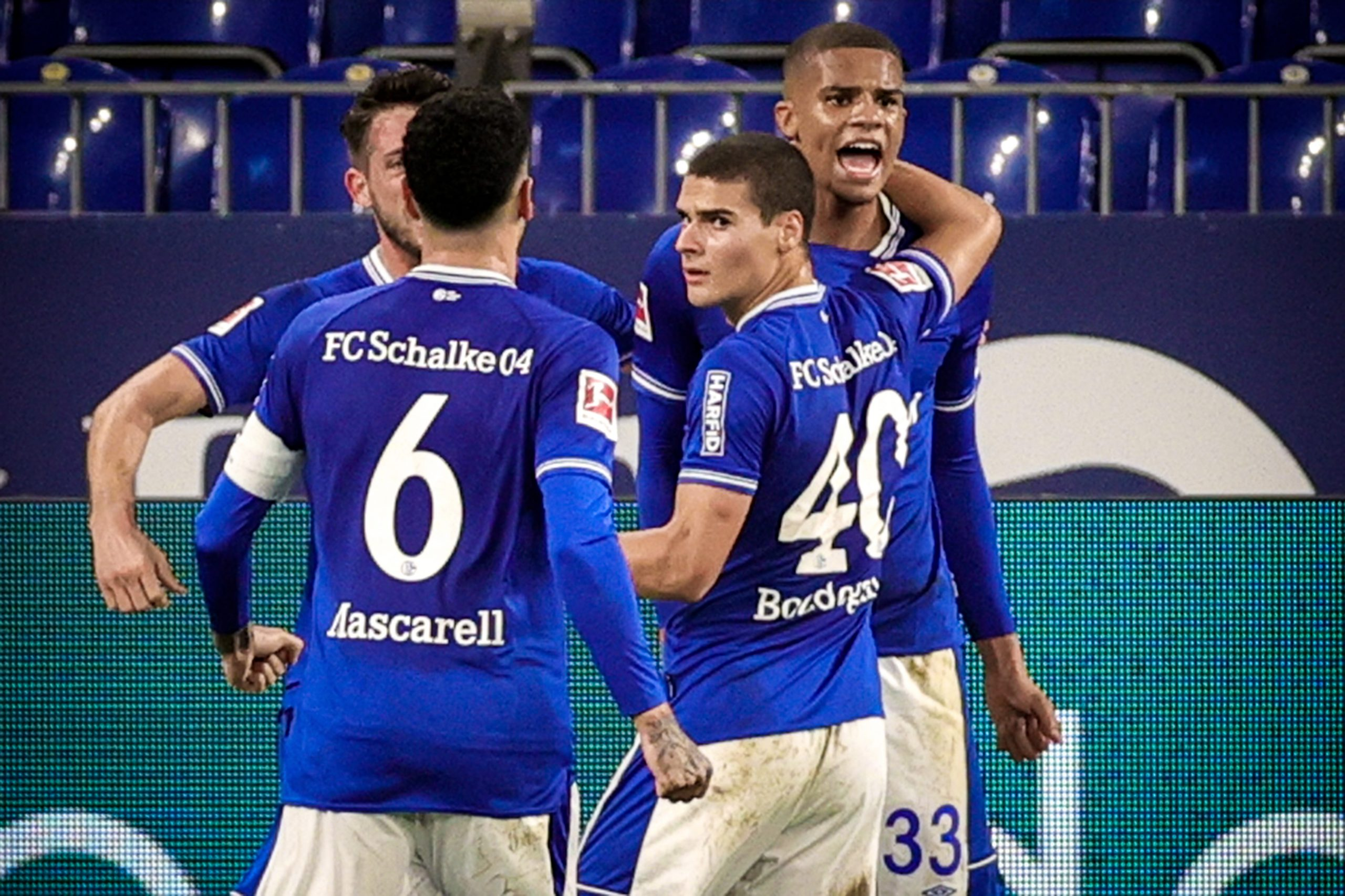 Malick Thiaw - Schalke 04 vs VfB Stuttgart