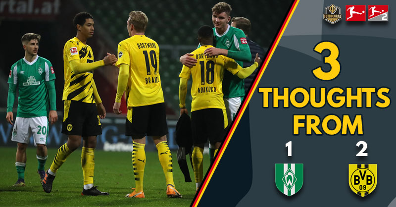 Dortmund reset – how Edin Terzic's style and system was immediately evident with victory over Bremen