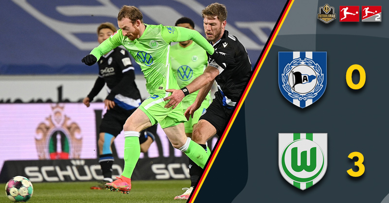 Renato Steffen and Maximilian Arnold give an impending reality to Wolfsburg's Champions League dreams