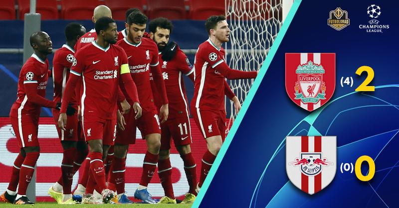 Leipzig go for broke, but Salah and Mane break hearts in Budapest
