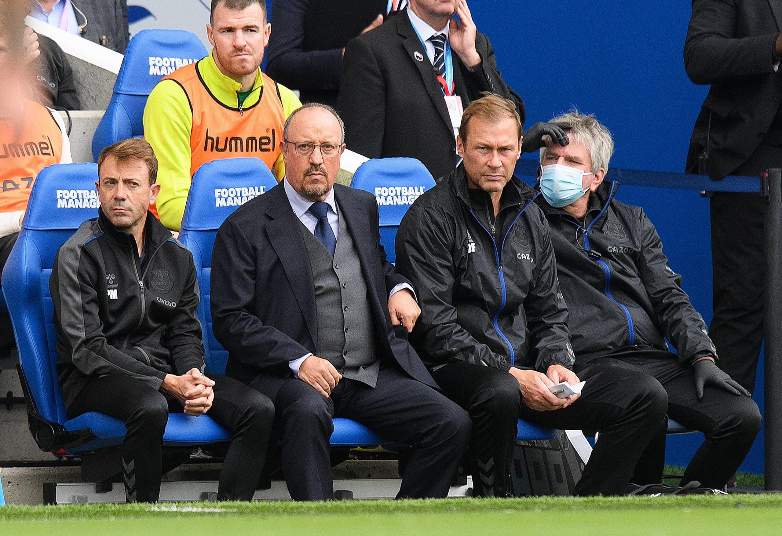 Can Benetiz win over the Everton faithful?