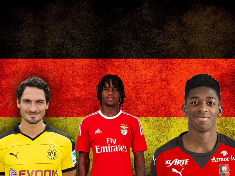 Hummels, Renato Sanches, and Dembélé – May Madness in the Bundesliga