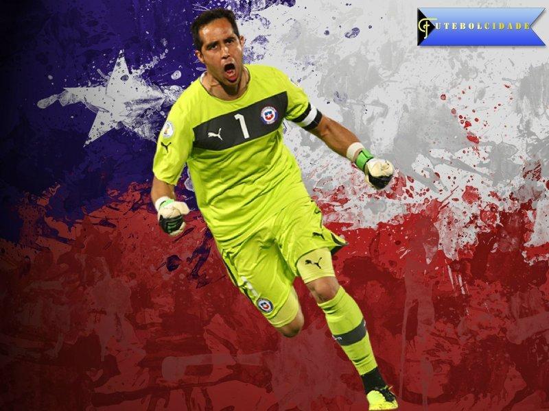 Claudio Bravo – Defending Chile's Copa America