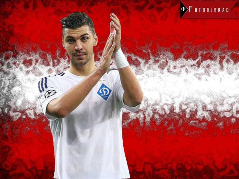 The Rise of Dynamo Kyiv's Aleksandar Dragović