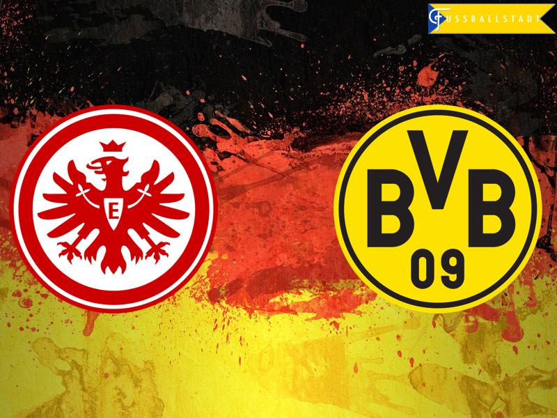 Eintracht Frankfurt vs Borussia Dortmund – Frankfurt keep rocking Germany